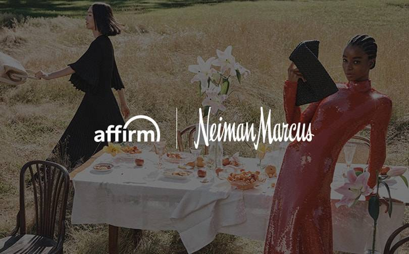 Neiman Marcus announces new partnership with Affirm