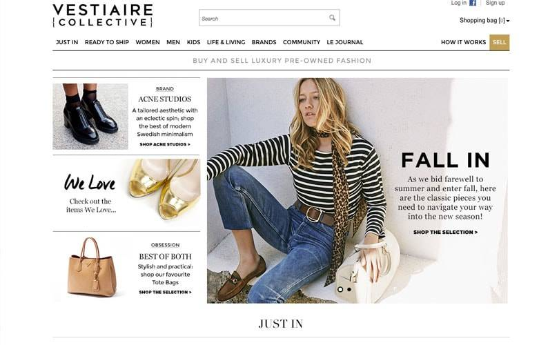 Vestiaire Collective raises 33 million euros