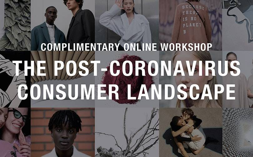 The post-coronavirus consumer online workshop