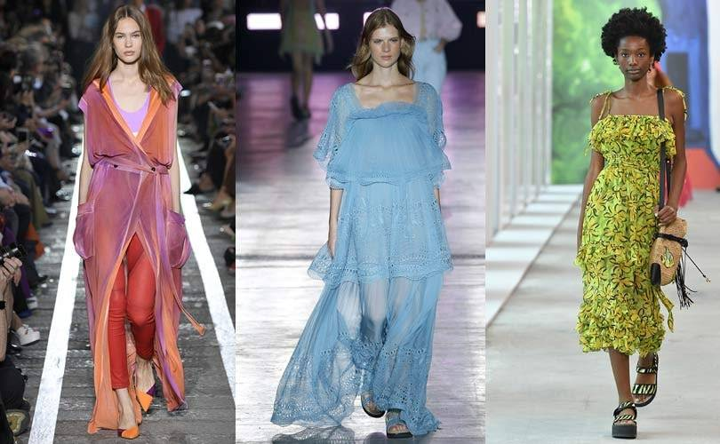 Nature-inspired colors set to dominate Spring/Summer 2020