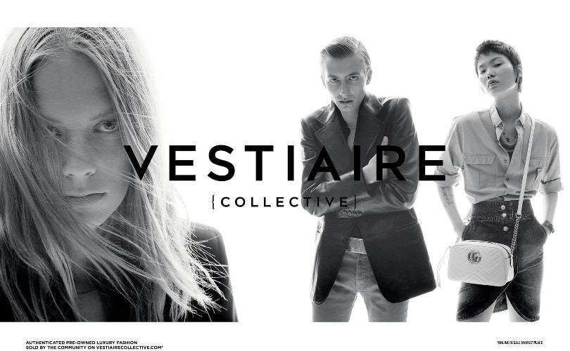 Vestiaire Collective debuts first-ever fashion ad