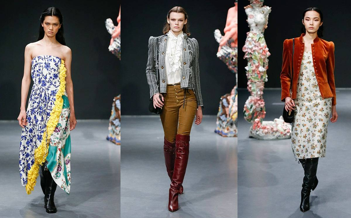 Weekend highlights from New York Fashion Week