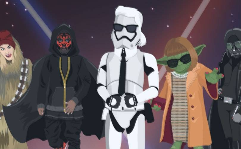 In Picture: Star Wars Fashion