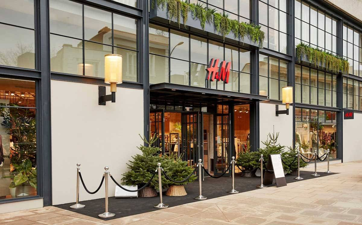 H&M reports Q2 loss, H1 turnover drops by 23 percent