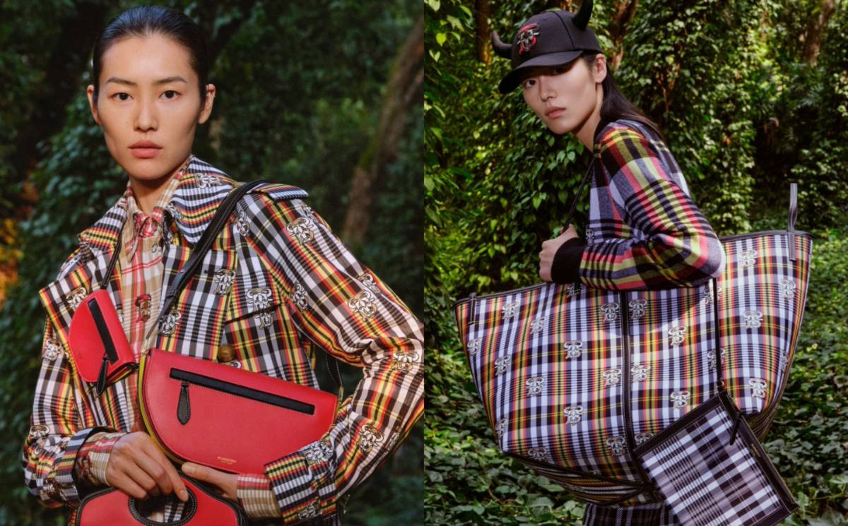 Burberry debuts on Bloomberg's Gender Equality Index