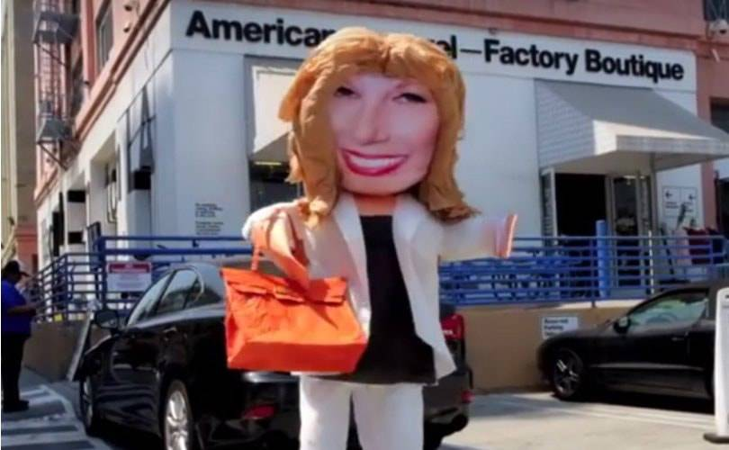 The truth of what American Apparel workers really think about their new CEO...