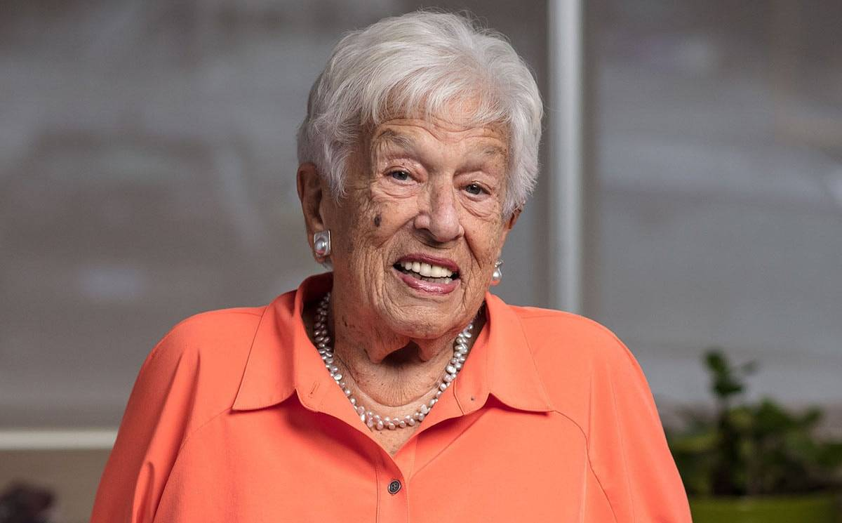 Columbia Sportswear Chairwoman Gert Boyle passes away at 95