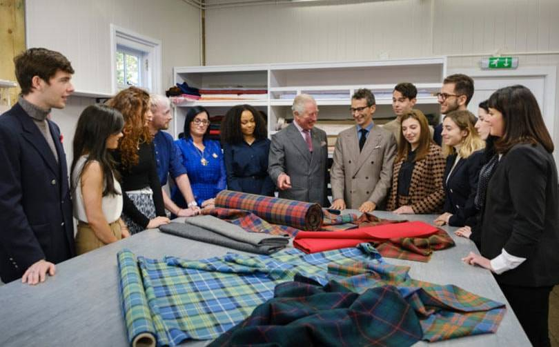 YNAP teams with Prince Charles on a fashion collection