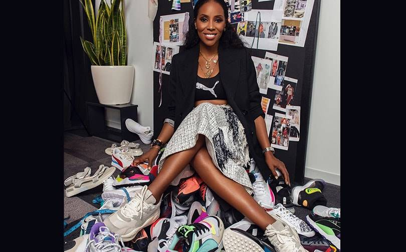 Puma partnering with stylist June Ambrose