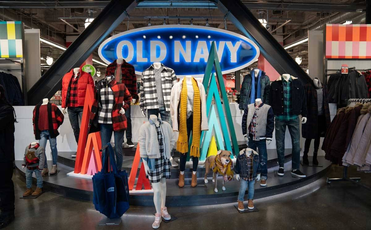 Gap won't spinoff Old Navy brand citing 'cost and complexity'