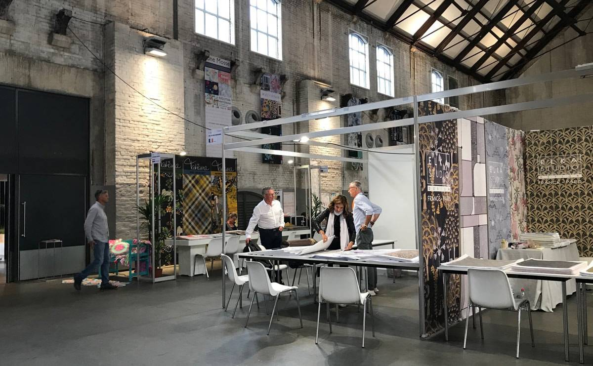 Evolution Amsterdam: A visit to the new fair specialized in textile designs