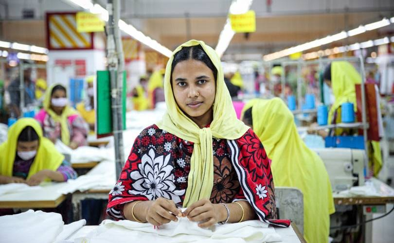 Bangladesh raises minimum wage for garment workers