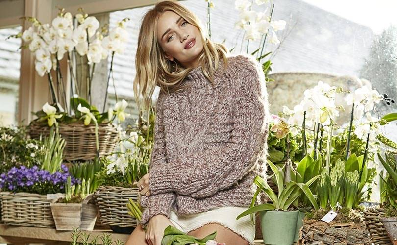 Ugg taps into Rosie Huntington-Whiteley's allure as it remains a wardrobe staple