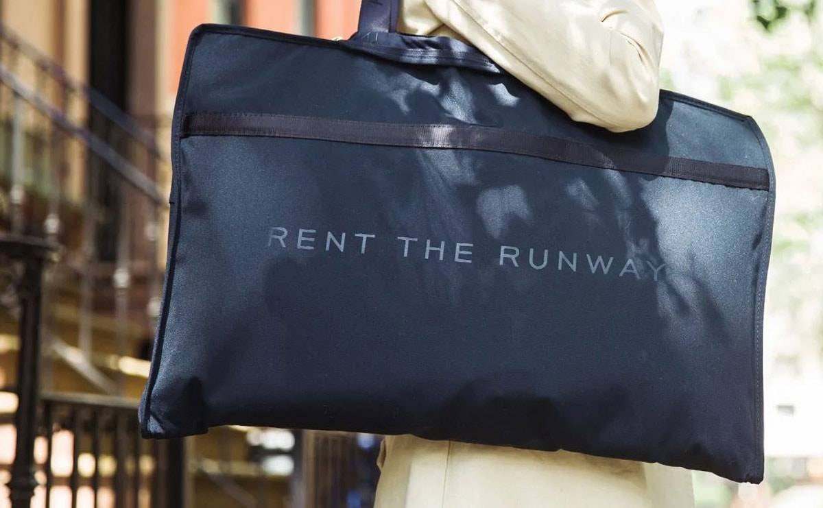 Rent The Runway and ThredUp team to give clothing new life