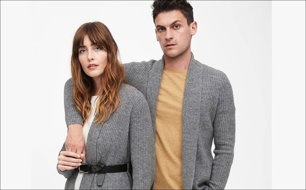 Banana Republic unveils gender neutral UNIversal Collection