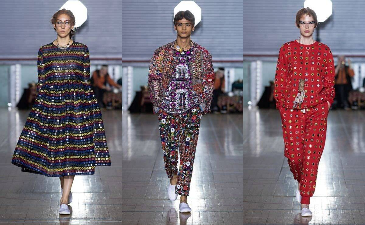 "LFW SS20: Ashish - ""beauty, magic and escapism"""