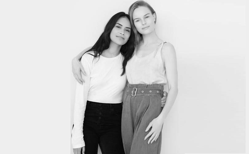 Kate Bosworth and J Brand fight human trafficking