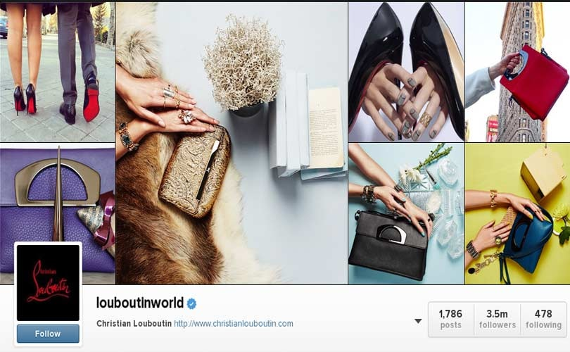 f034c236524 Christian Louboutin launches new social media initiative   LouboutinWorld