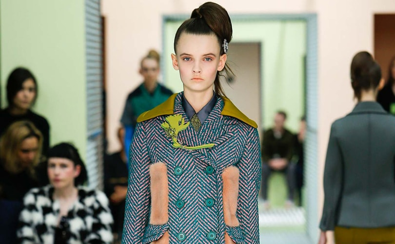Milan Fashion Week: Prada AW15