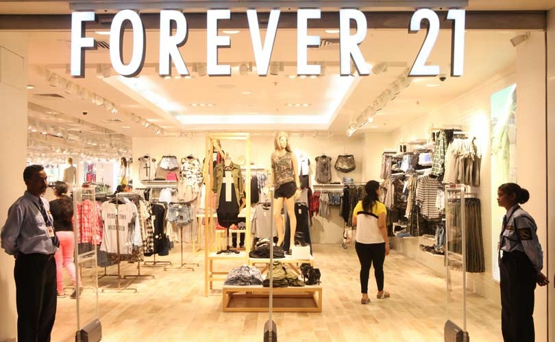 Forever 21 opens its largest Australia-based store in Sydney