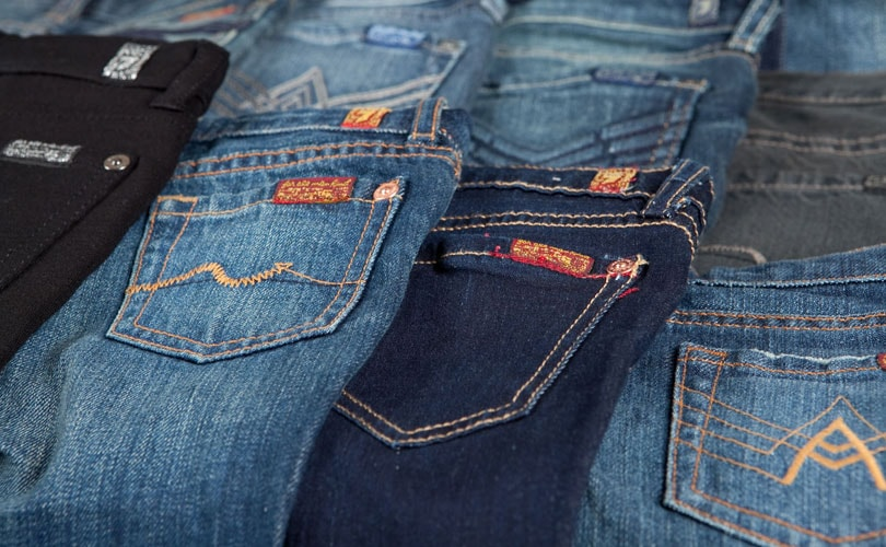 Seven For All Mankind introduces Foolproof denim innovation