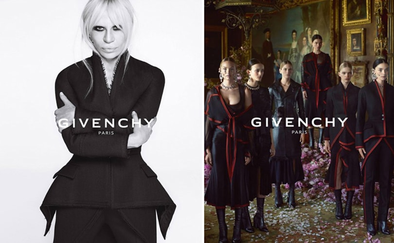 Givenchy goes public for New York catwalk show