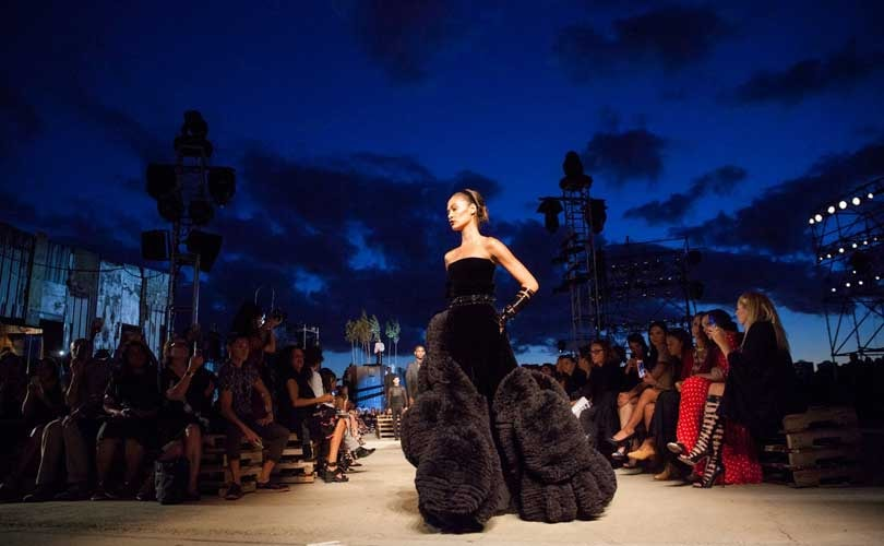 NYFW: Givenchy shows respectful glamour on 9/11
