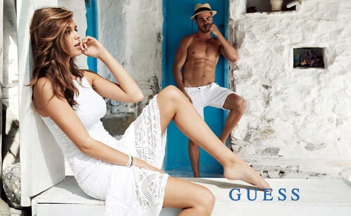 Guess earnings decline 13.4 percent, announces weak outlook
