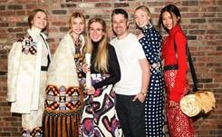 Teatum Jones wins International Woolmark Prize