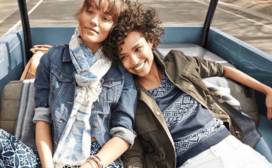 Gap posts uptick in Q4 comparable sales of 2 percent