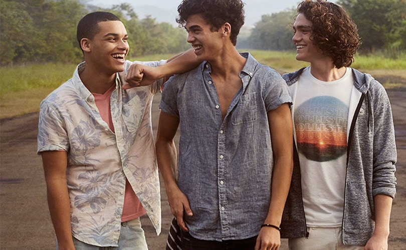 Abercrombie & Fitch partners with Zalora