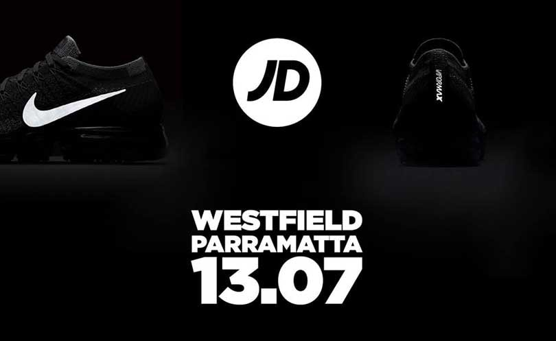 JD Sports continues Australian expansion with Sydney store opening