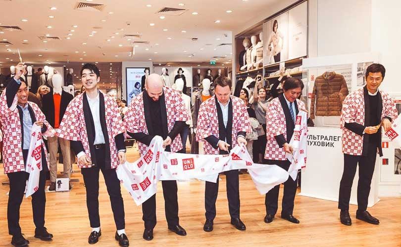Uniqlo Japan posts 3.4 percent drop in August same-store sales