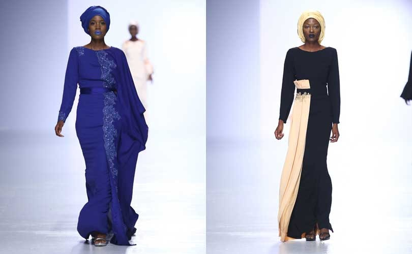 Nigerian Haute Couture In The Muslim North At Lagos Fashion Design Week
