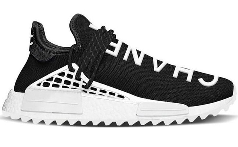 Chanel and Pharrell debut exclusive sneaker