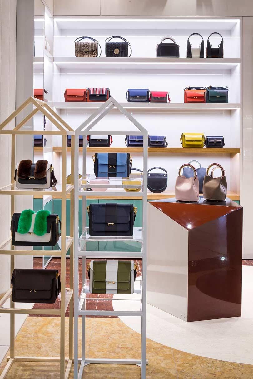 In Pictures: Marni launches accessories concept