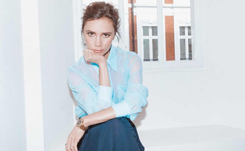 Victoria Beckham valued at 100 million pounds following 30 million pound investment