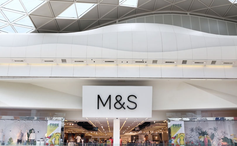 Marks & Spencer out of fashion this Christmas: apparel sales to keep dipping