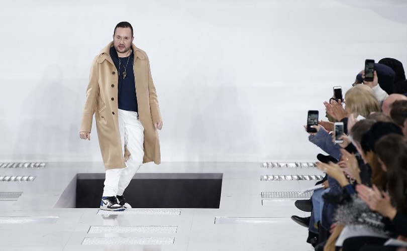 Menswear creative director Kim Jones to leave Louis Vuitton after seven years