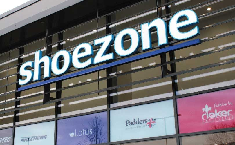 Shoe Zone reveals drop in FY17 profit, revenues down 1.2 percent