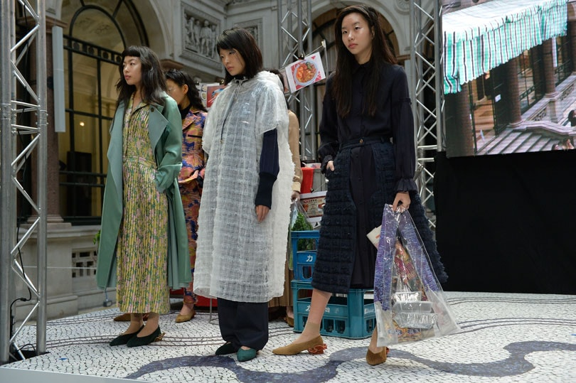 Steven Tai hosts LFW's debut Digitally Augmented presentation
