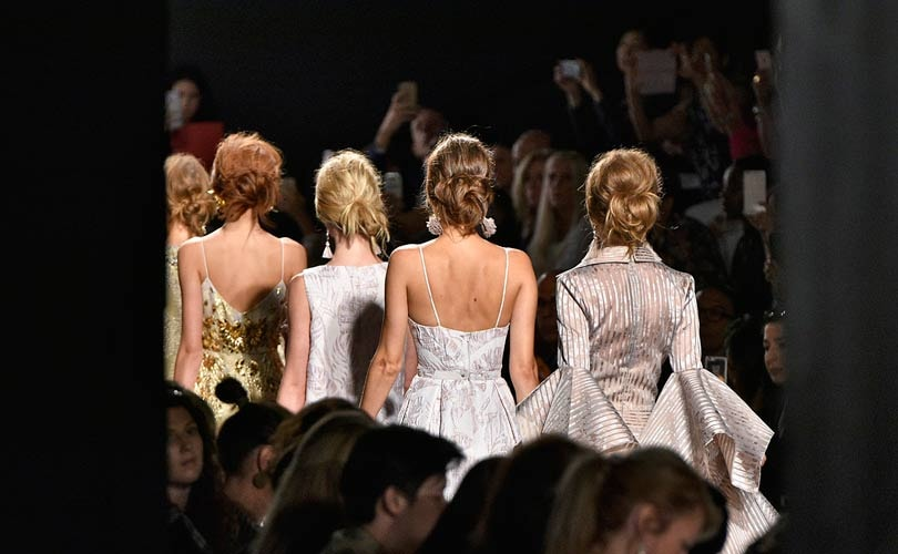 Show must go on: NY Fashion Week weathers #MeToo storm