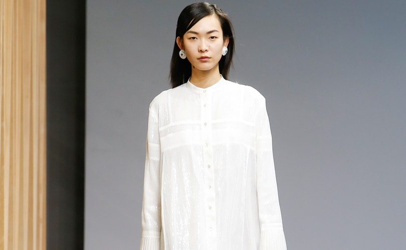 Claudia Li presented the modern princess at New York Fashion Week