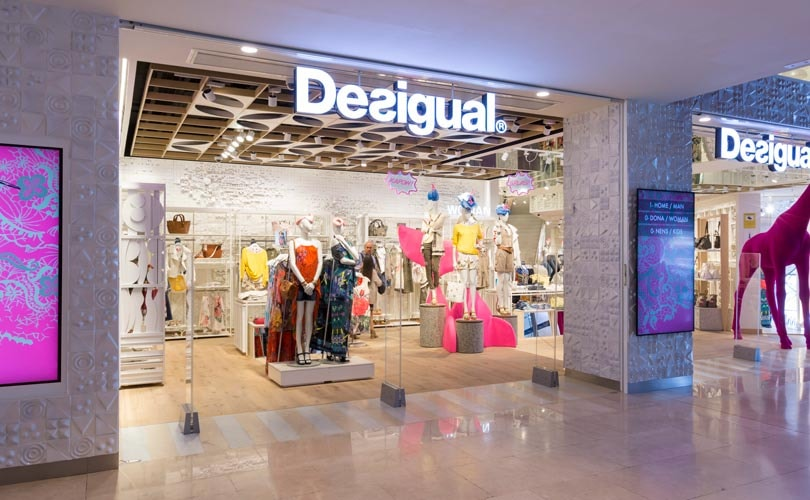 "Desigual crosses ""the equator of its transformation"" with a turnover fall of 11.5 percent"