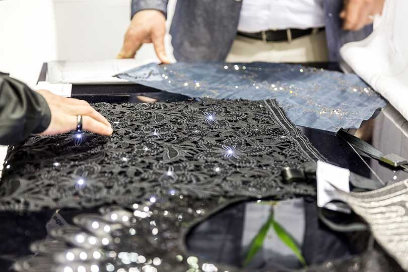 'Innovative materials will become more mainstream if they fulfill consumers desires'