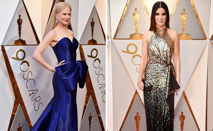 Oscars 2018: All the red carpet trends