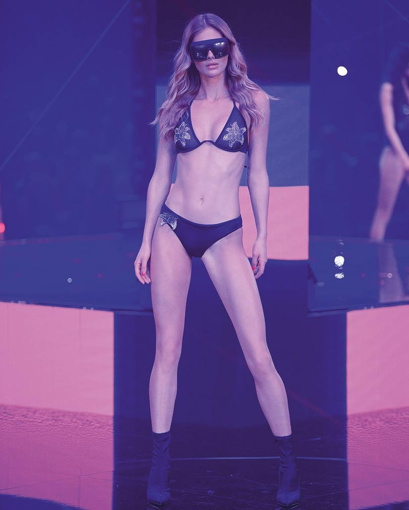 In Pictures: Calzedonia unveils new swimwear at summer show