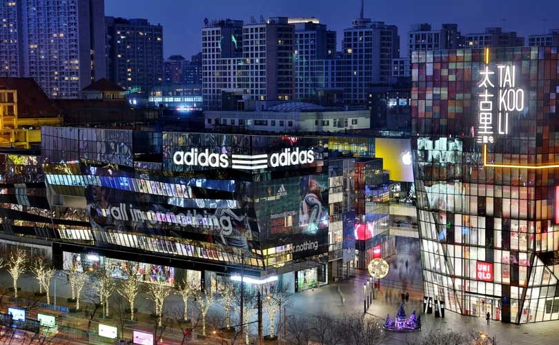 North America drives revenue growth at Adidas in Q1