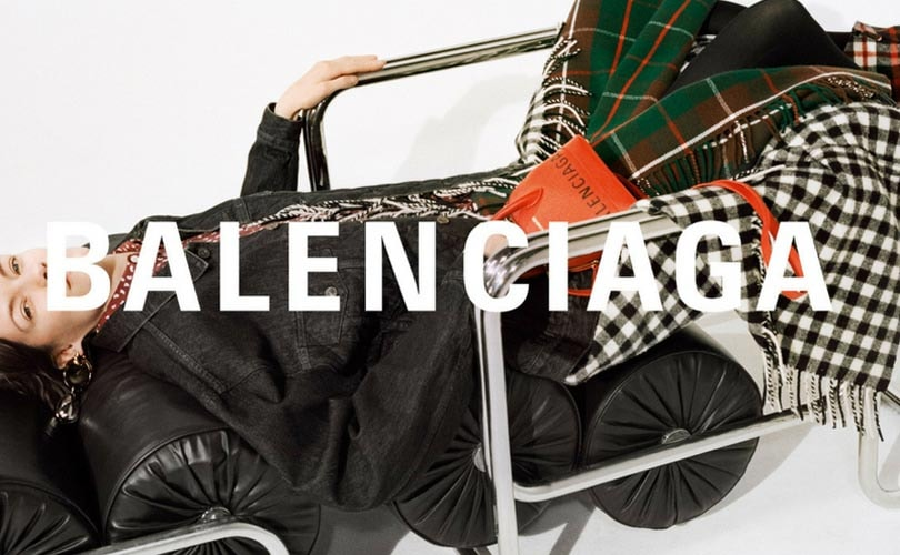 Balenciaga joins JD.com's luxury platform, Toplife