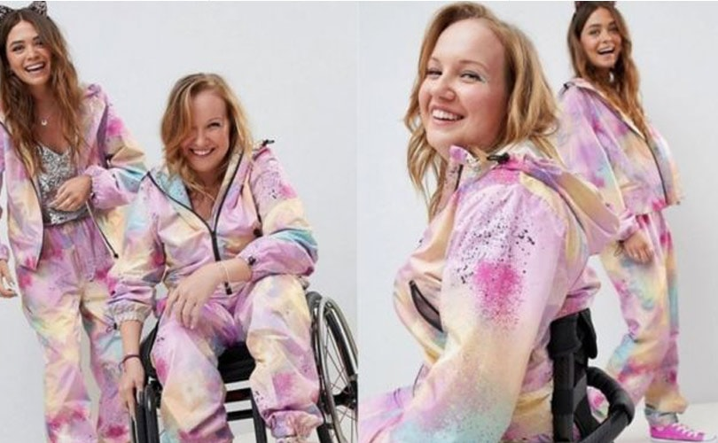 Asos joins brands making accessible fashion with new wheelchair-friendly jumpsuit